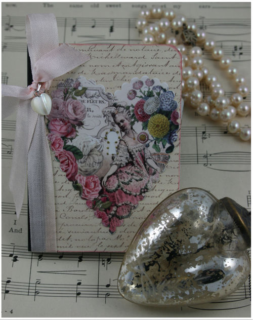 Valentine journal web shot