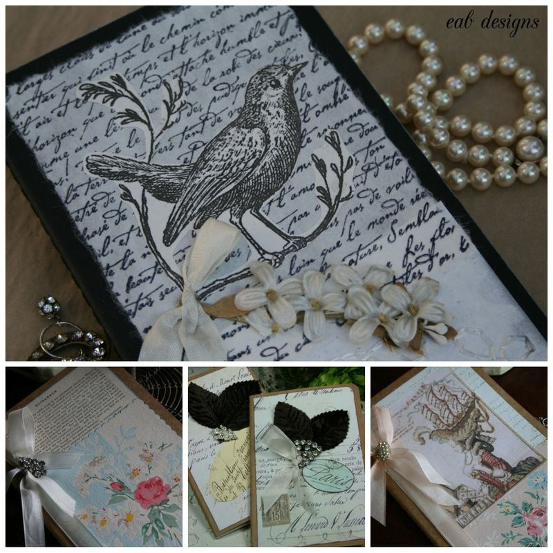 Paperie journal collage