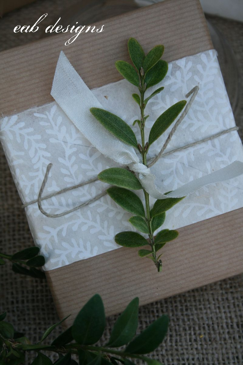 Gift wrapping 3