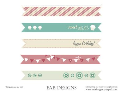Birthday banners blog