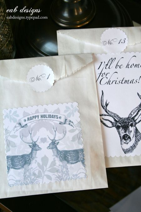 Advent bags eab