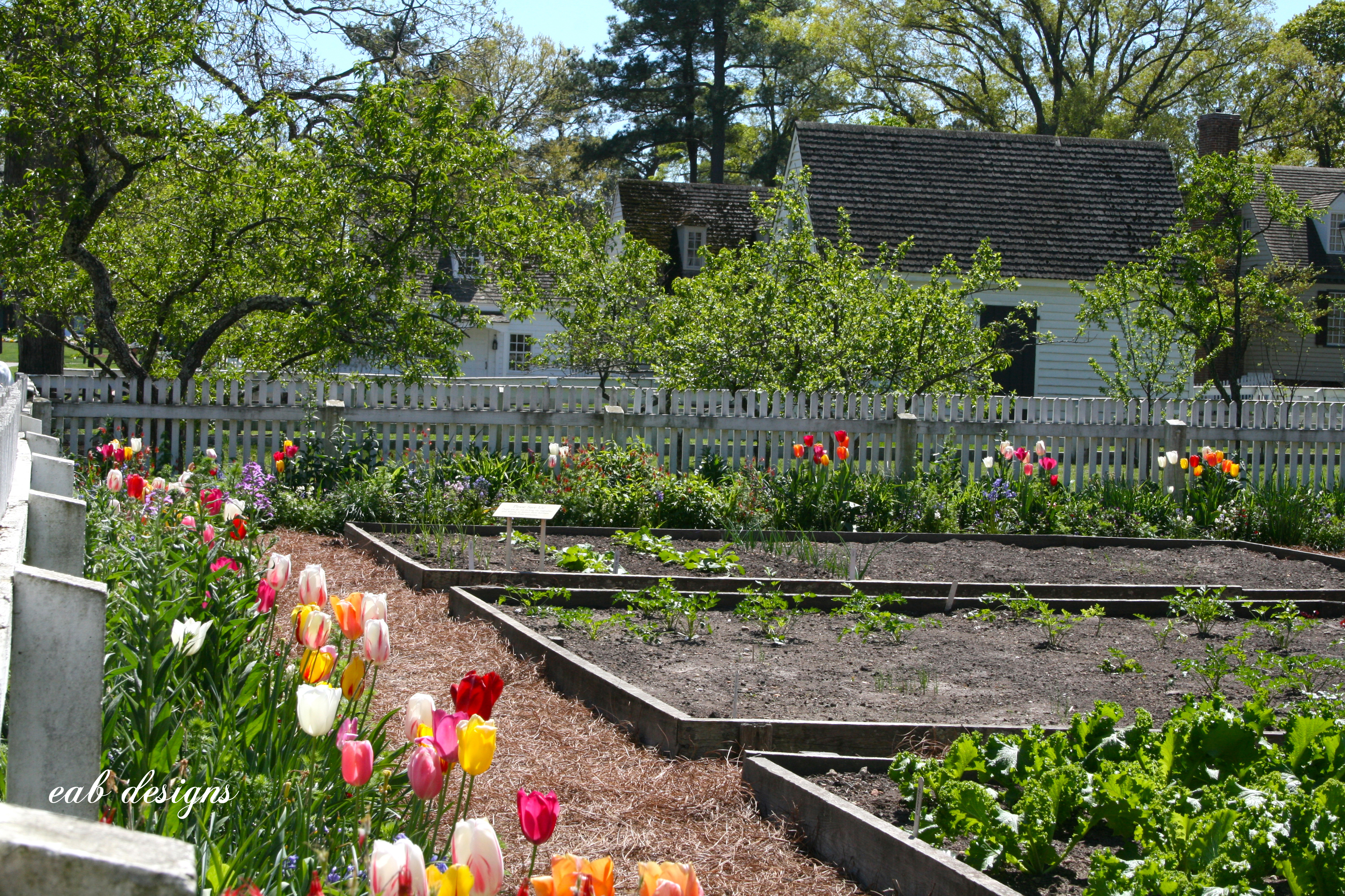 As Iu0027m In The Process Of Planning Our Own Kitchen Garden, It Was The  Perfect Time To Visit The Gardens At Colonial Williamsburg.