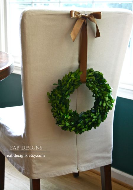 Eab designs boxwood wreath 5