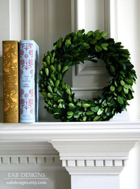 Eab designs boxwood wreath 2