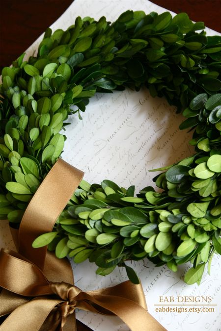 Eab designs boxwood wreath 6