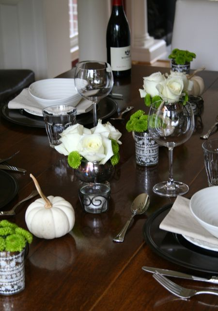 EAB DESIGNS fall tablescape