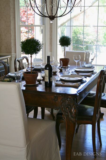 EAB DESIGNS dining table