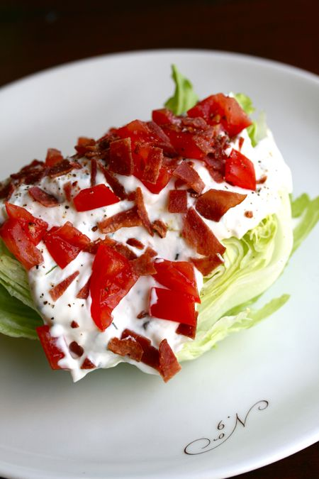 EAB DESIGNS wedge salad