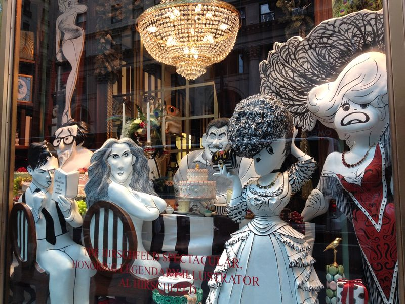 EAB DESIGNS NYC holiday windows 11