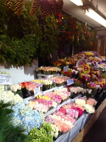 EAB DESIGNS Outdoor Flower Market