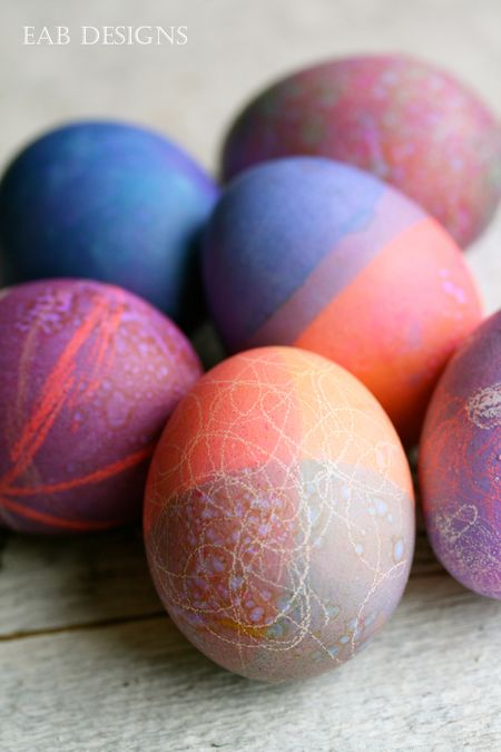 EAB DESIGNS easter eggs