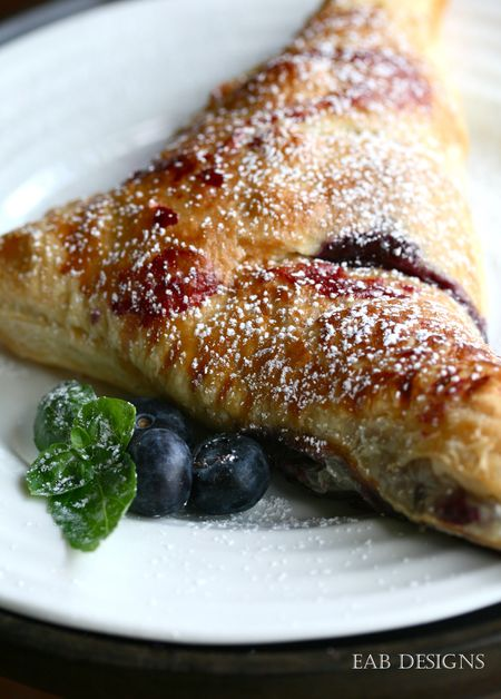 EAB DESIGNS blueberry turnovers 4