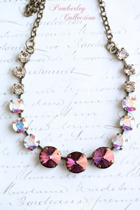 Pemberley-Collection-Lilac-Necklace-3