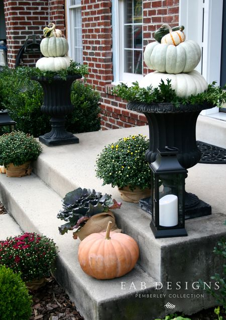 EAB DESIGNS fall porch 2015f