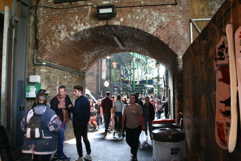 borough market - london - eab designs