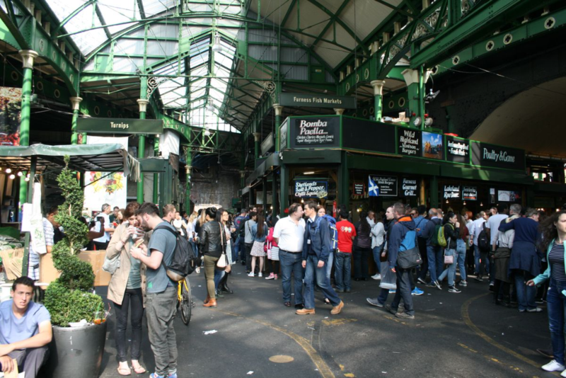 london - borough market - by eab designs