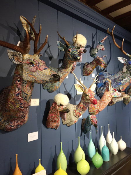 Faux Taxidermy - Liberty of London