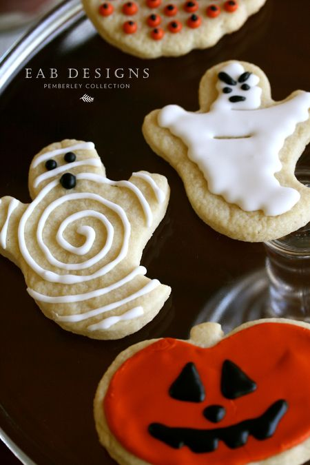 EAB DESIGNS Halloween Cookies 2