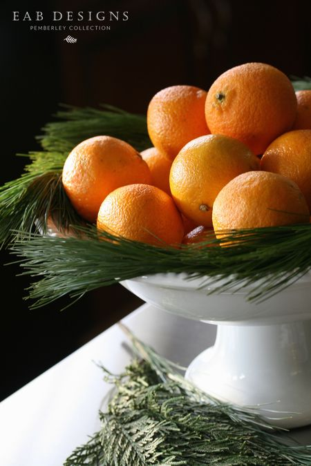 EAB DESIGNS clementines