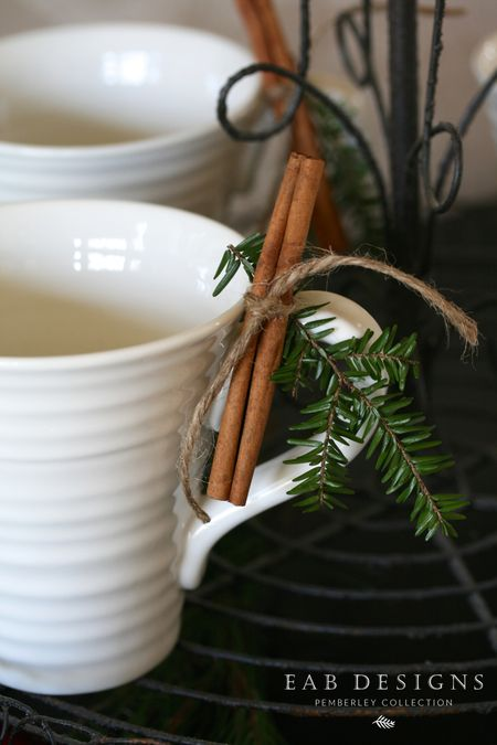 EAB DESIGNS hot cider cups