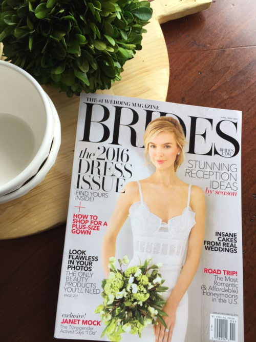 EAB DESIGNS Brides Magazine