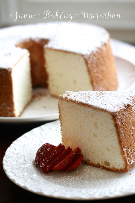 EAB DESIGNS angel food cake